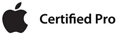 Certification Apple Pro